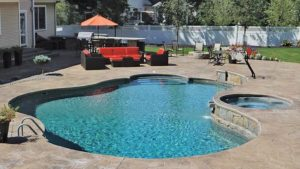 Latham Graphex Swimming Pools in Kingston NY, Ulster County, Hudson Valley