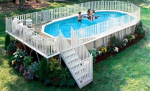 Above Ground Pools in Kingston, Ulster County, Hudson Valley